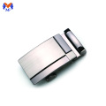 Ajustable metal stainless steel men belt buckle custom