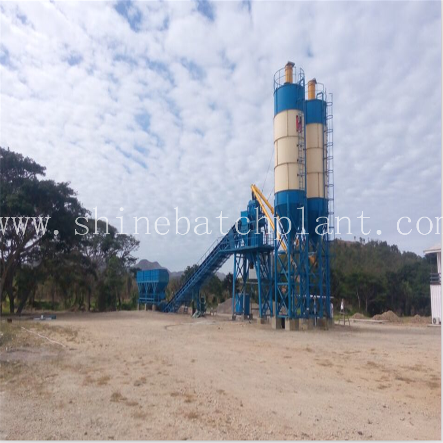 90 Stationery Concrete Batch Plants