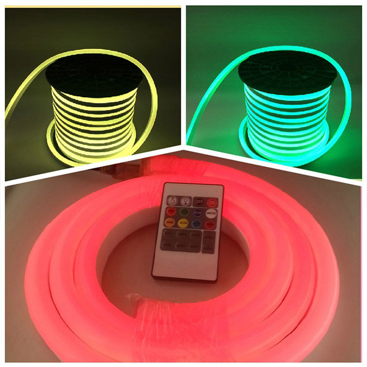 high brightness festival led neon light outdoor use