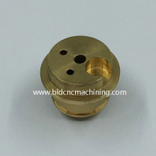 Custom CNC Turning Machining Brass Parts
