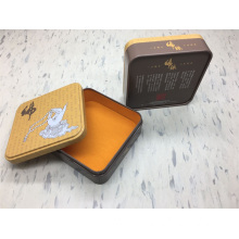 Good Quality for Tin Gift Box Factory metal tin cans wholesale supply to India Exporter