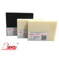 Extruded Beige Color ESD POM Acetal Sheet