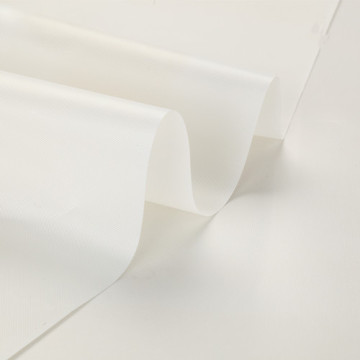 0,08 PTFE Coated White Fabric