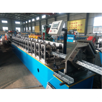 Automatic Galvanized Cable Tray Cold Roll Forming Machine