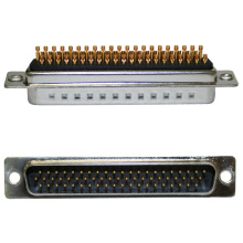D-SUB Male High Density Solder Type Machine Pin