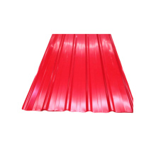 environmentally friendly galvanized thin corrugated sheet
