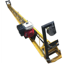Best Price for for Paving Laser Screed Electric engine vibratory handle Concrete Truss Screed export to Haiti Factory