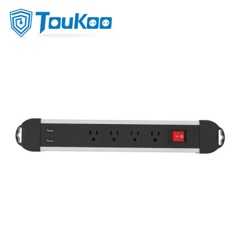 Power strip quick charge USB Socket