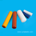 Solid 10mm Diameter Hard Rubber PU Rod