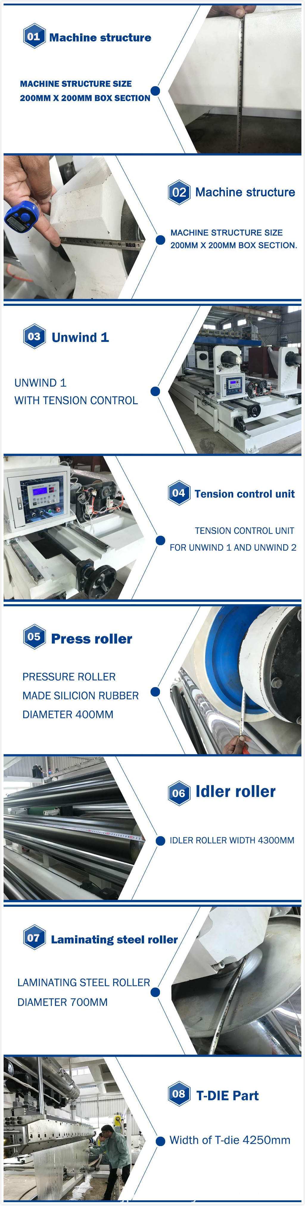 Extrusion Laminating Machine 01
