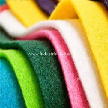 100% needle punched Nonwoven polyester felt