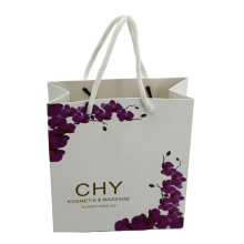 Professional for Custom Paper Bags Wholesale Christmas Decorations Custom Logo Gift Bag export to Spain Supplier