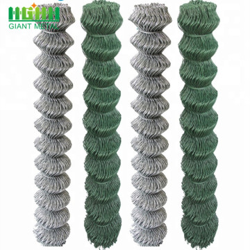 Galvanized discount chain link fencing wholesale