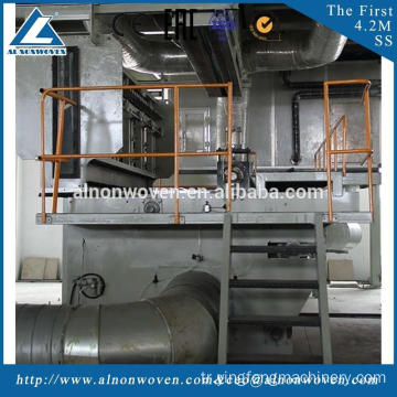 Fully Automatic PP Spunbond Nonwoven Making Machine Price