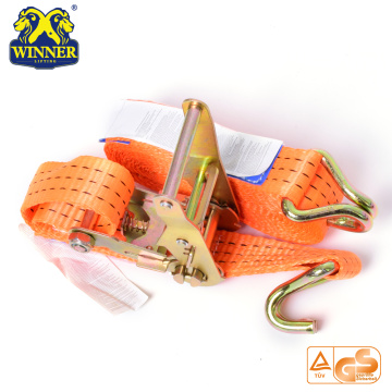 Leading for Ratchet Belt High Quality 1m 5m 10m 15m Ratchet Tie Down Straps Cargo Lashing Strap export to Anguilla Importers