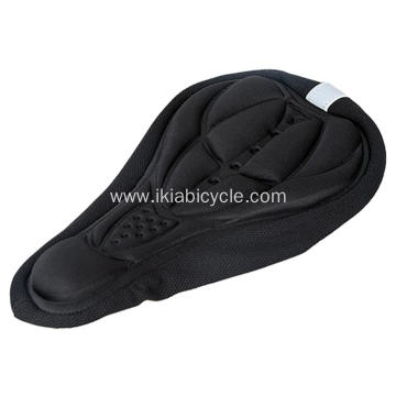Bicycle Saddle with Leather Cover