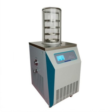 small programmable laboratory type freeze dryer