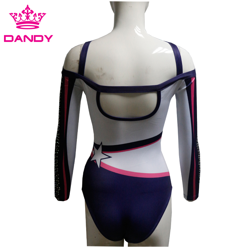 gymnastics sleeveless leotards