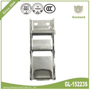 Stainless Steel Push Release Curtain Buckle