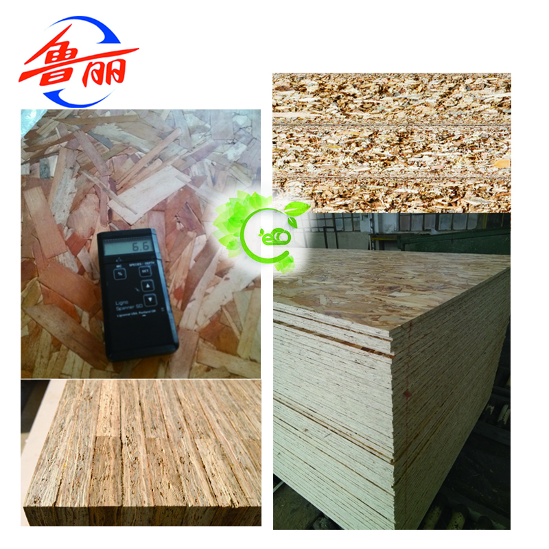 OSB for furniture and decoration