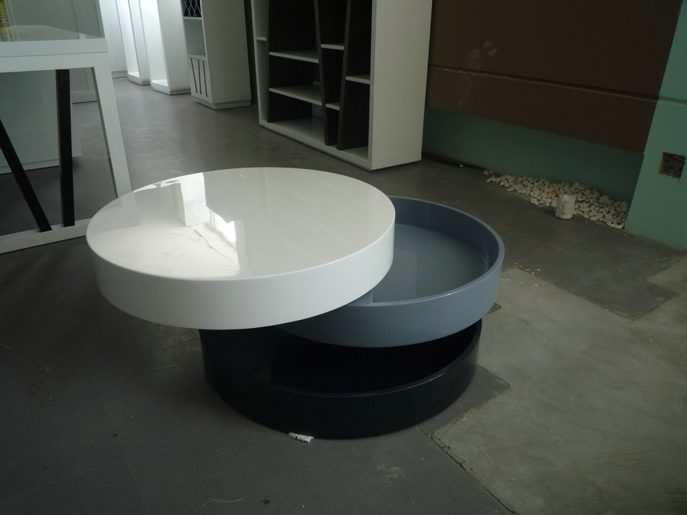 Coffee table modern