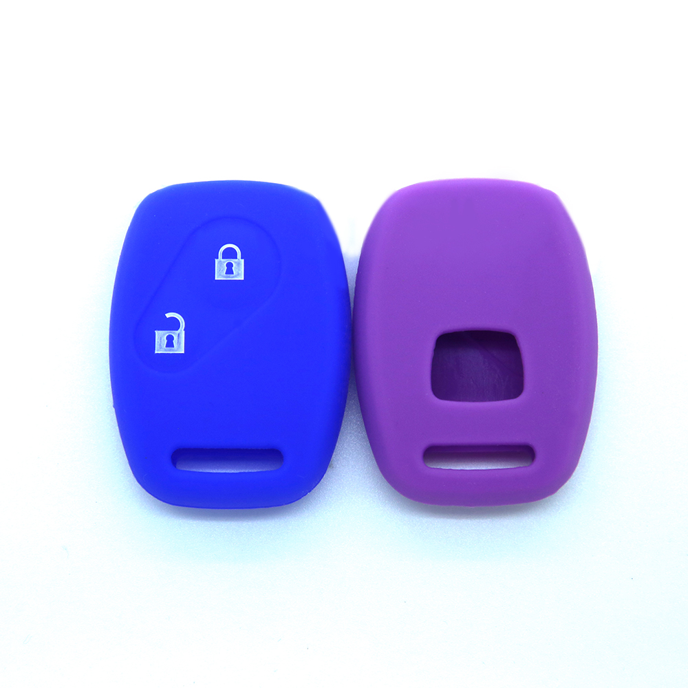 Rubber Honda Key Cover