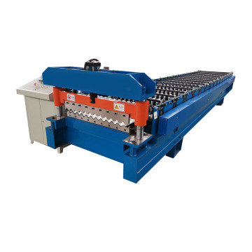 Building Material Corrugated Sheets Roll Forming Machine