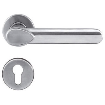 Stainless Steel 304 Solid Casting Door Handle