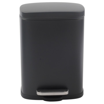 Stainless Steel Pedal Bin for Storage Garbage