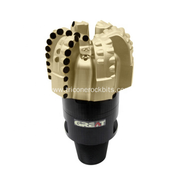PDC bits  for oil gas water