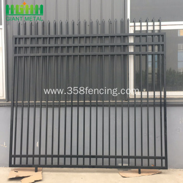 Cheap Wrought Iron Fence Panels  for Sale
