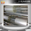 Transparent heat sealing polypropylene film