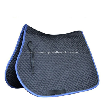 Sweat Absorbing Jumping Various Horse Saddle Pads