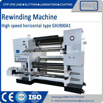 High speed Rewinding Machine