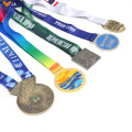 Order custom die cast medals as request