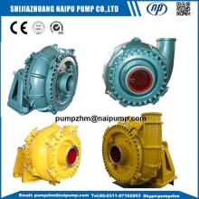 Good quality 100% for OEM High Chrome Impeller Gravel sand horizontal slurry pumps supply to Italy Importers