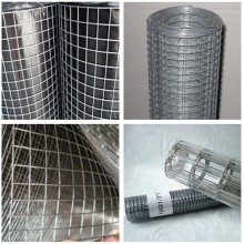 Galvanized Welded Fencing  Iron Wire Mesh
