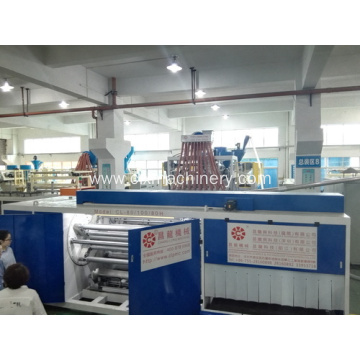 China Factory for 1500MM Black Hand Stretch Film Machine Unit,Plastic Packaging Stretch Film Machine Unit High Speed PE Film Unit export to Italy Wholesale