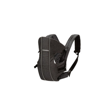 Black Customized Label Infant Carrier