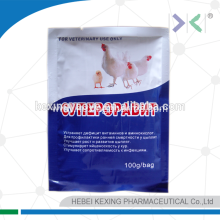 New Arrival China for Multi-Vitamin Powder multivitamine powder poultry vitamin supply to Portugal Factory