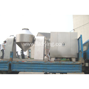 Metal powder Double Cone Rotary Vacuum Dryer