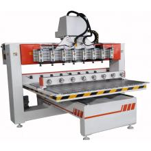 Wood Volume Engraving CNC Router Machine