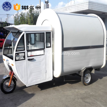 steel mobile food kiosk for sale
