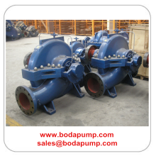 OEM Supplier for Water Pressure Pump Large Flow Rate Double Suction Water Pump supply to Saudi Arabia Factories