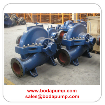 High Quality for Centrifugal Water Pump Large Flow Rate Double Suction Water Pump export to Saudi Arabia Suppliers