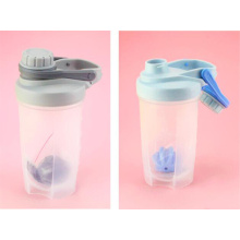 BPA Free Plastic Water Bottle With Mixing Ball