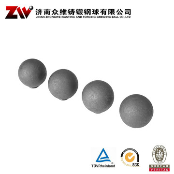 Forged Ball Mill Grinding Media For Mine φ25mm
