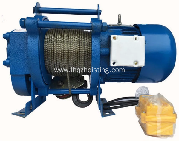 1T KCD electric winch