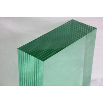 Anti Seismic Curtain Wall Use Tempered Laminated Glass