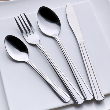 Tumble Polish Stainless Steel Cutlery Wholesale